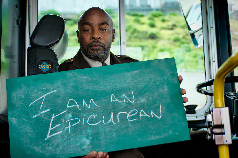 Joseph Miller, Presidio Division Operator | I am an Epicurean | I am Muni.