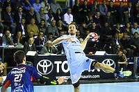 Michele Skatar - 05.03.2015 - Montpellier / Cesson Rennes - 17eme journee de Division 1<br />Photo : Andre Delon / Icon Sport