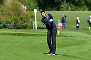 Vernon Kay during the BMW PGA Championship at Wentworth Club, Virginia Water, United Kingdom on 18 September 2019.