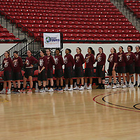 Women's Basketball: Hamline University Pipers vs. Occidental College Tigers