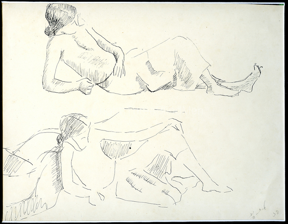 Richard Gabriel - Two Figures <br />
