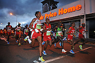 during the 2 Oceans Ultra Marathon held in and around Cape Town and the Cape Peninsular on the 7th April 2012..Photo by Jurie Senekal/SPORTZPICS