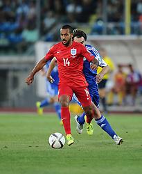 Theo Walcott of England (Arsenal)  - Mandatory byline: Joe Meredith/JMP - 07966386802 - 05/09/2015 - FOOTBALL- INTERNATIONAL - San Marino Stadium - Serravalle - San Marino v England - UEFA EURO Qualifers Group Stage