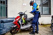 HANDHAVING BIKER ROTTERDAM