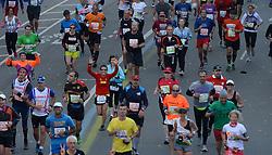 03-11-2013 ALGEMEEN: BVDGF NY MARATHON: NEW YORK <br /> De NY marathon werd weer een groot succes voor de BvdGf. Alle lopers hebben met prachtige tijden de finish gehaald / Harold finisht in 4:23:29<br /> ©2013-FotoHoogendoorn.nl