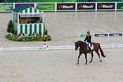 Carl Hester, (GBR), Nip Tuck - Grand Prix Team Competition Dressage - Alltech FEI World Equestrian Games™ 2014 - Normandy, France.<br /> © Hippo Foto Team - Leanjo de Koster<br /> 25/06/14