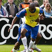 AUS/Seefeld/20100530 - Training NL Elftal WK 2010, Eljero Elia
