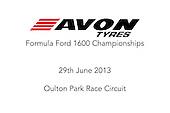 29.06.13 - Oulton Park