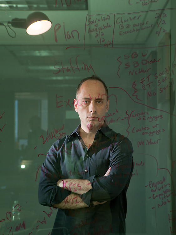Mark Matson for American-Statesman (12/14/10)  Jeff Dachis is the Founder and CEO of Dachis Group, which helps big companies use social media to better communicate with customers.