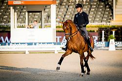 Dahl Anders, DEN, Fidelio van het Bloemenhof<br /> EC Rotterdam 2019<br /> © Hippo Foto - Sharon Vandeput<br /> 21/08/19
