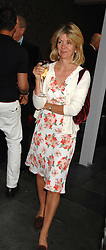 Actress LADY MARSHA FITZALAN-HOWARD at a party to celebrate the publication of Nain Attallah's book'Fulfilment & Betrayal' held at The Bluebird, King's Road, London on 1st May 2007.<br /><br />NON EXCLUSIVE - WORLD RIGHTS