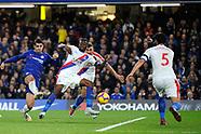 Chelsea v Crystal Palace 04/11/2018