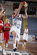 DESCRIZIONE : Porto San Giorgio Torneo Internazionale Basket Femminile Italia Croazia<br /> GIOCATORE : Licia Corradini<br /> SQUADRA : Nazionale Italia Donne<br /> EVENTO : Porto San Giorgio Torneo Internazionale Basket Femminile<br /> GARA : Italia Croazia<br /> DATA : 28/05/2009 <br /> CATEGORIA : tiro<br /> SPORT : Pallacanestro <br /> AUTORE : Agenzia Ciamillo-Castoria/E.Castoria<br /> Galleria : Fip Nazionali 2009<br /> Fotonotizia : Porto San Giorgio Torneo Internazionale Basket Femminile Italia Croazia<br /> Predefinita :