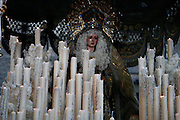 Sevilla, Spain. April 13th 2006..Scene of processions during the Holy week.