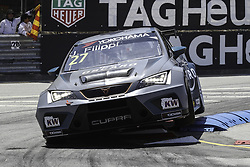 June 23, 2018 - Vila Real, Vila Real, Portugal - John Filippi from Italy in Cupra TCR of Team OSCARO by Campos Racing in action during the Race 1 of FIA WTCR 2018 World Touring Car Cup Race of Portugal, Vila Real, June 23, 2018. (Credit Image: © Dpi/NurPhoto via ZUMA Press)