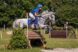 Van Winkel Steve, BEL, Glenkeeran Casanova<br /> Chateau d'Arville<br /> CCI3*-S Sart Bernard 2019<br /> © Hippo Foto - Dirk Caremans<br /> 23/06/2019