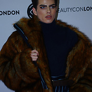 Olympia London,UK, 2nd Dec 2017. Jonysios attends the BeautyCon London.
