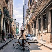 Strade dell'Habana vieja, centro storico dell'Havana
