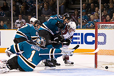 20100328 - Colorado Avalanche at San Jose Sharks (NHL Hockey)