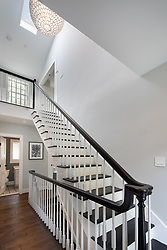 5026 Klingle house staircase VA 2-174-311