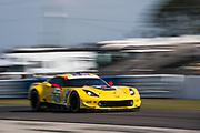 March 12-15, 2019: 1000 Miles of Sebring, World Endurance Championship. 63 Corvette Racing, Corvette C7.R, Jan Magnussen, Antonio Garcia, Mike Rockenfeller