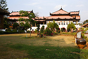 Myanmar, Shan State, Pindaya Hotel