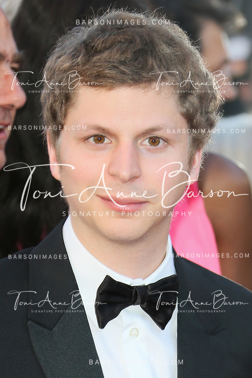 CANNES, FRANCE - MAY 24:  Michael Cera attends the premiere of 'The Immigrant' at The 66th Annual Cannes Film Festival on May 24, 2013 in Cannes, France.  (Photo by Tony Barson/FilmMagic)