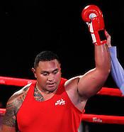 Fight 11 - Laurent Simutoga (RED) vs Richard Ogle