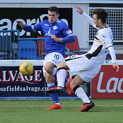 Queen of the South v Dumbarton | Scottish Championship | 22 April 2017