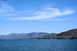 The Queen of American Lakes (Mountain Views), Lake George, New York