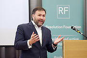 Resolution Foundation meeting - <br /> &quot;A Broken Heart? The living standards challenge facing the West Midlands Metropolitan mayor...<br /> <br /> As the West Midlands Metro area looks forward to its first ever Metro mayoral election next May, the region&rsquo;s economic performance is in the spotlight.<br /> at Birmingham Library, Birmingham, Great Britain <br /> 12th December 2016 <br /> <br /> <br /> Si&ocirc;n Simon, MEP for the West Midlands and Labour candidate for West Midlands Mayor<br /> <br /> <br /> Photograph by Elliott Franks <br /> Image licensed to Elliott Franks Photography Services