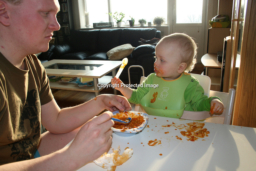 Emil våren 2010.03.04.2010.Foto: Linn Hanssen
