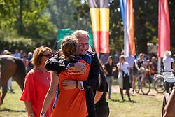 DodderChardon Bram, NED<br /> Prizegiving FEI rider of the year<br /> Driving European Championship <br /> Donaueschingen 2019<br /> © Hippo Foto - Dirk Caremans<br /> Chardon Bram, NED