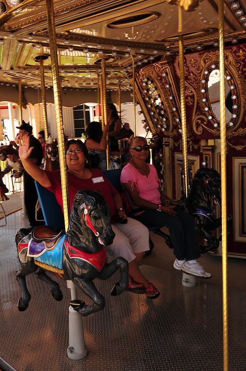 Morgan's WOnderland, the world's first special needs accessable theme park in San Antonio, Texas.