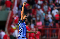 Jude Bellingham of Birmingham City salutes the travelling fans at the final whistle - Mandatory by-line: Arron Gent/JMP - 14/09/2019 - FOOTBALL - The Valley - Charlton, London, England - Charlton Athletic v Birmingham City - Sky Bet Championship
