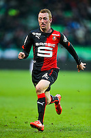 Christian BRULS  - 25.01.2015 - Rennes / Caen  - 22eme journee de Ligue1<br /> Photo : Vincent Michel / Icon Sport *** Local Caption ***