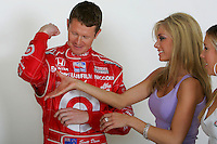 I AM INDY photo shoot. Scott Dixon
