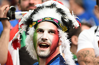 tifosi Italia supporters<br /> Paris 02-07-2016 Parc des Princes Football Euro2016 Italy Germany / Italia Germania<br /> Round of 4, Foto Matteo Gribaudi/Image Sport / Insidefoto