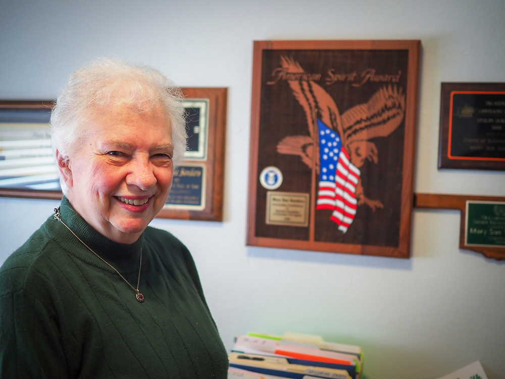Mary Sue Sanders<br /> Creator of the 4-H Ambassador Program and long time Extension Educator and now Volunteer talks about how and why she started the Ambassador program in Oklahoma