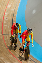 , ESP, Sprint FInals, 2015 UCI Para-Cycling Track World Championships, Apeldoorn, Netherlands