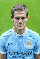 Manchester City's Bruno Zuculini