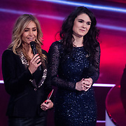 NLD/Hilversum/20180216 - Finale The voice of Holland 2018, Wendy van Dijk