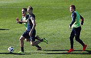 RSC Anderlecht Training Camp - 08 January 2018