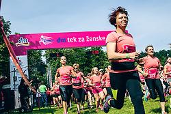14th DM 5 km and 10 km Women's marathon, on 25 of May, 2019 in Tivoli, Ljubljana, Slovenia. Slovenia Photo by Matic Ritonja / Sportida