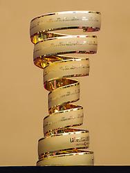 15-05-2013 WIELRENNEN: 11 ETAPPE GIRO D ITALIA: TARVIS<br /> Giro d italia trophy <br /> ***NETHERLANDS ONLY***<br /> ©2013-FotoHoogendoorn.nl