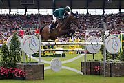 Dermott Lennon - Loughview Lou Lou<br /> World Equestrian Festival, CHIO Aachen 2012<br /> © DigiShots