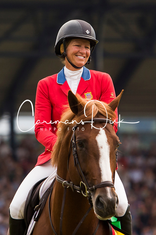 Madden Beezie, USA, Darry Lou<br /> Aachen 2018<br /> © Hippo Foto - Sharon Vandeput<br /> 22/07/18