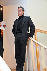 VISCOUNT LINLEY at a party to celebrate the publication of 'Garden' by Randle Siddeley held at Linley, 60 Pimlico Road, London on 24th May 2011.