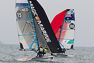 2015 ISAf SWC | 49erFX | day 1