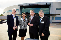 Australian Synchrotron Funding Announcement by:.Senator the Hon Chris Evans.Minister for Tertiary Education, Skills, Science and Research.and.Prof Keith Nugent.Facility Director (AS);.Mrs Catherine Walter AM.Chair, Board of Australian Synchrotron;.Dr George Borg.Chief Operating Officer